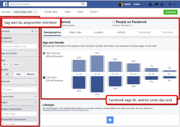 Wie Du Facebook nutzt um deine Nische zu finden?