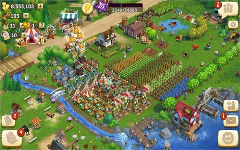 Facebook-Skandal Bildschirmfoto von einer der bekanntesten Facebook Apps - Farmville