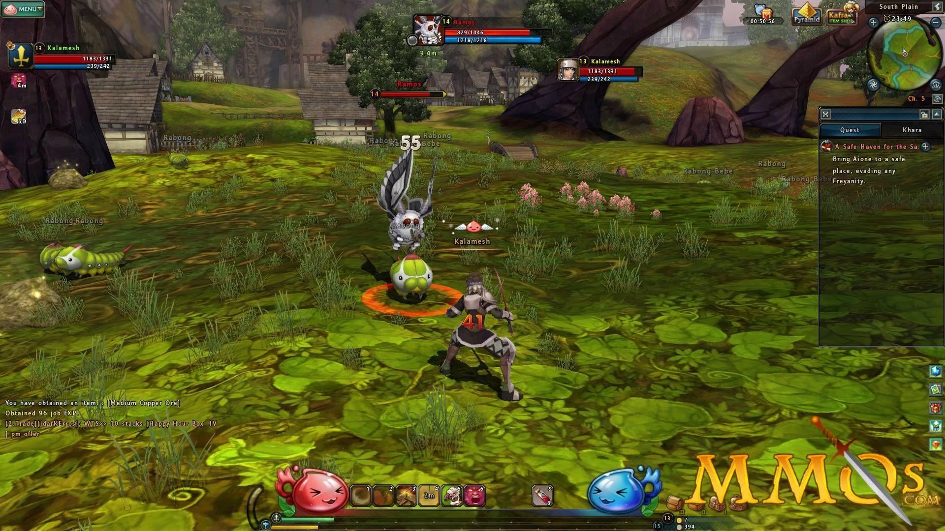 SpielRagnarok Online